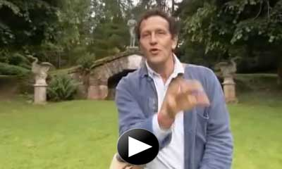 View the video of Monty Don at Rousham