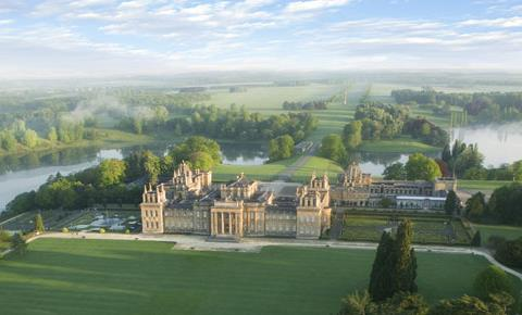 Image result for Blenheim palace