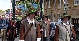 Levellers Day in Burford: Saturday 14 May 2016
