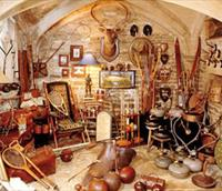Manfred Schotten Antiques in Burford, specialising in sporting antiques