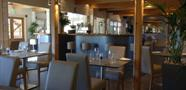Interior of The Restaurant at Witney Lakes