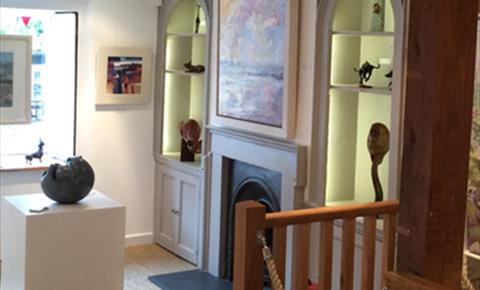 Albion Gallery in Chipping Norton