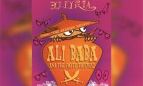 Ali Baba with Illyria