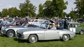 Blenheim Palace Festival of Transport 27 - 28 August