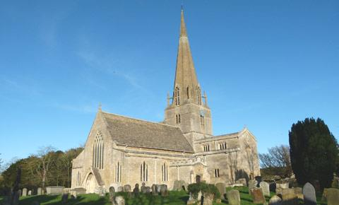 St Mary's Church, Bampton