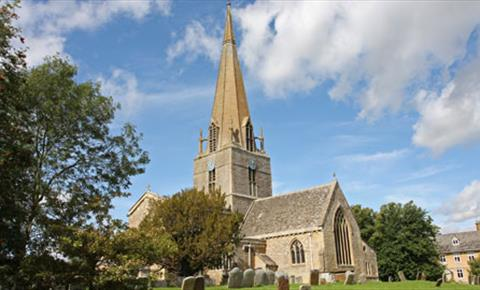 Bach at Bampton