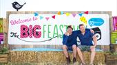 The Big Feastival 25 - 27 August