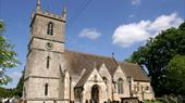 Bladon St Marys Church