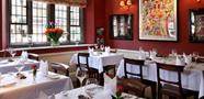 The restaurant at Burford House