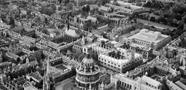 Credit: EPW000827 The Radcliffe Camera, Bodleian Library, All Souls College, St. Mary's Church and Brasenose College Oxford ,1920 ©Historic England (A