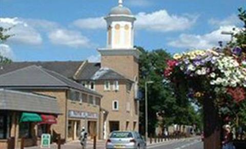 Carterton town centre