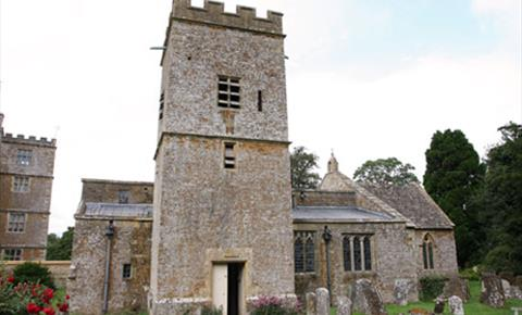 St Mary the Virgin at Chastleton