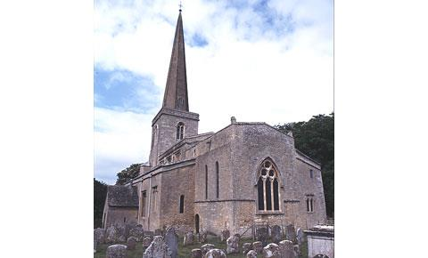 St Peter & St Paul Church in Church Hanborough
