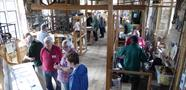 Model Engineering at Combe Mill - In Steam 20 August