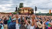 Cornbury Music Festival, Great Tew 7 - 9 July