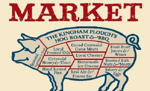 The Kingham Plough Market