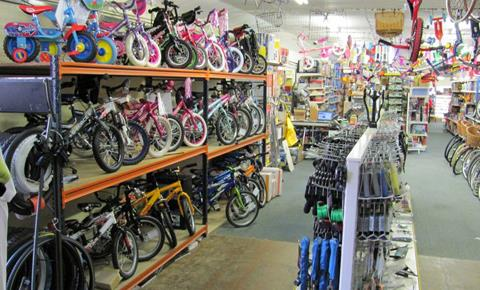 Dentons Toys & Cycles in Witney