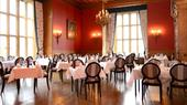 Eynsham Hall restaurant