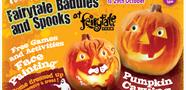 Fairytale Baddies and Spooks 21 Oct - 29 October