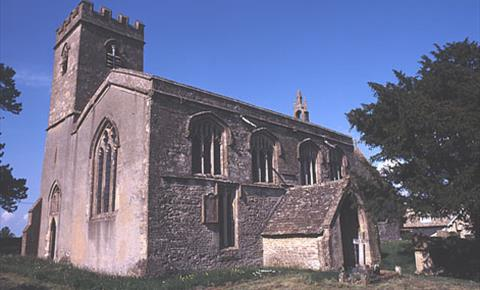 St Nicholas Church, Idbury