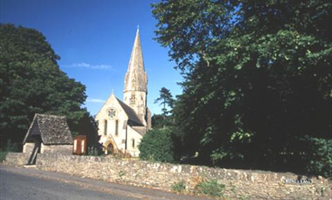 Leafield Church