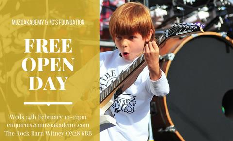 Just for the Love of it! Free open morning for young music makers