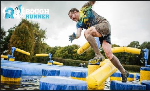 Rough Runner Oxfordshire weekend 19 - 20 May 2018 at Great Tew Park