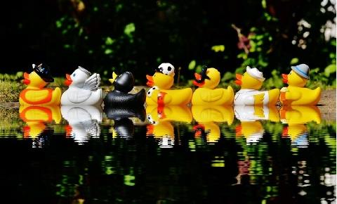 Lechlade Duck Race
