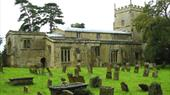 St Kenelm's Church in Enstone (photo courtesy of oxfordshirechurches.info)