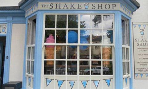 The Shake Shop in Witney