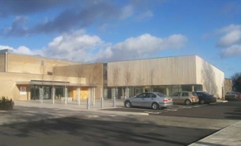 Chipping Norton Leisure Centre