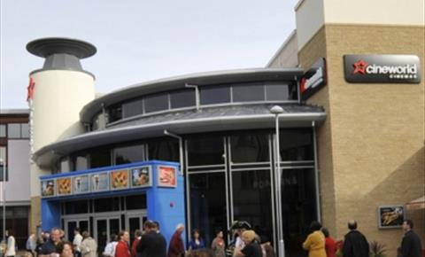 Cineworld in Witney