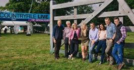 BBC Countryfile Live at Blenheim Palace 3 - 6 August
