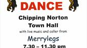 Barn Dance in Chipping Norton 14 October