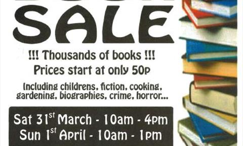 Massive Book Sale