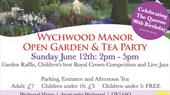 Wychwood Manor Open Garden June 2016
